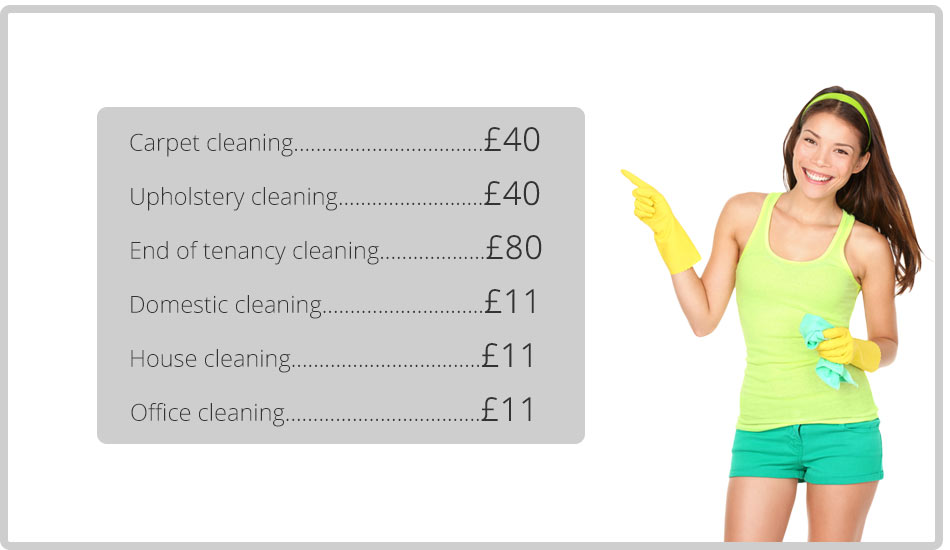 Special Offers on Cleaning Services in SW15